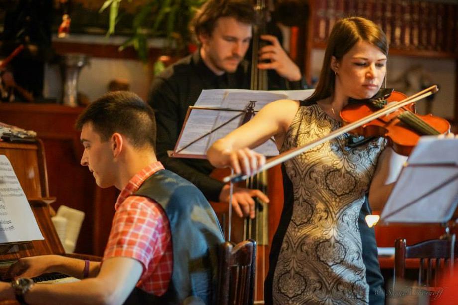 Pompelmus tango-orquesta - Музыкальная группа Ансамбль  - Москва - Московская область photo