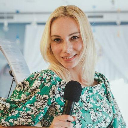 Закажите выступление Юлия Ведущая на свое мероприятие в Киев