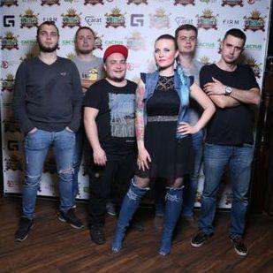 Закажите выступление Кавер-группа V.Art на свое мероприятие в Харьков
