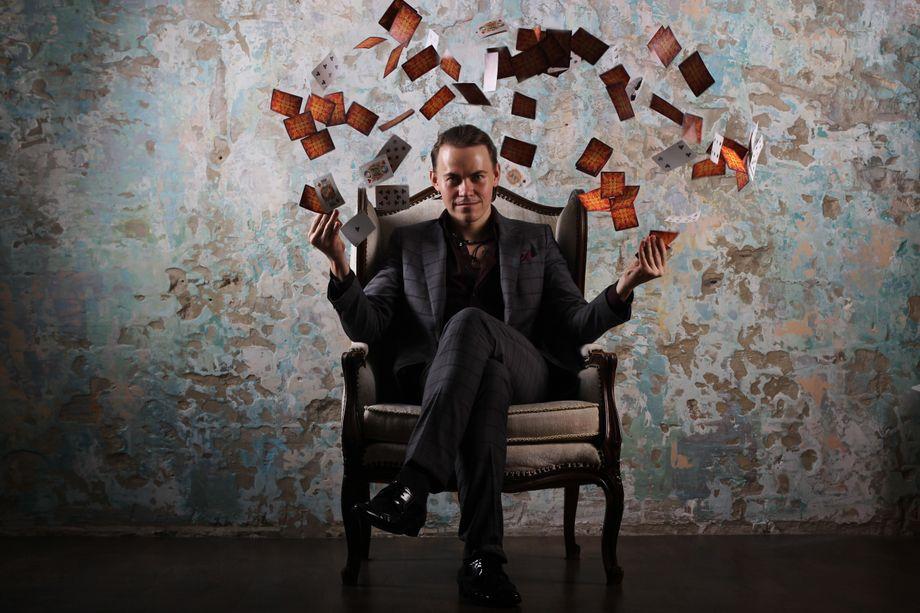 Шоу Иллюзионист Александр Мефисто - Иллюзионист Фокусник  - Днепр - Днепропетровская область photo