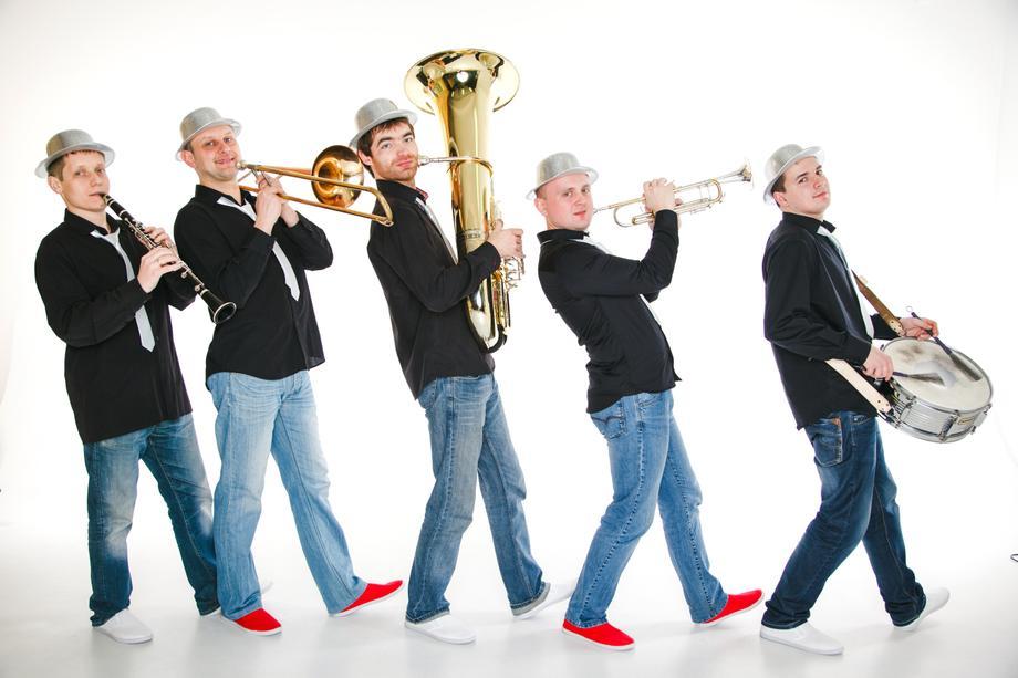 Джаз-группа Dixie Walk - Музыкальная группа  - Киев - Киевская область photo