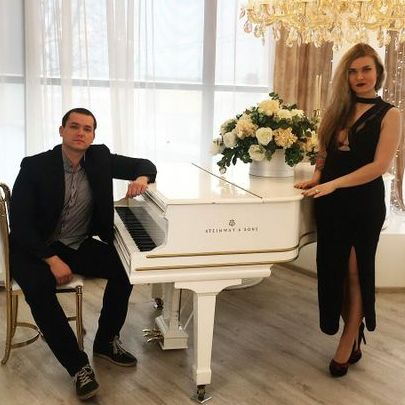 Закажите выступление Вокально-инструментальный дуэт DeLuxe на свое мероприятие в Харьков