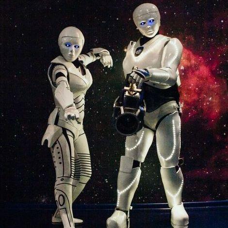Роботы для мероприятий RobotsEvent - Оригинальный жанр или шоу , Киев, Организация праздников под ключ , Киев,