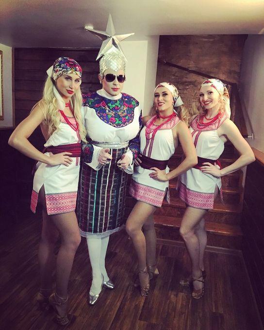 Театр пародий Олега Дерлюка - Танцор Пародист  - Киев - Киевская область photo