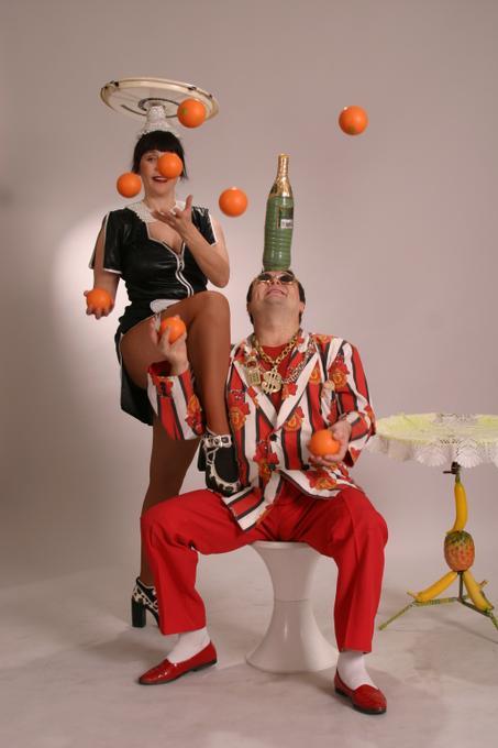 Дуэт БРИЗ-КОМИБРИЗ - Клоун Оригинальный жанр или шоу  -  -  photo