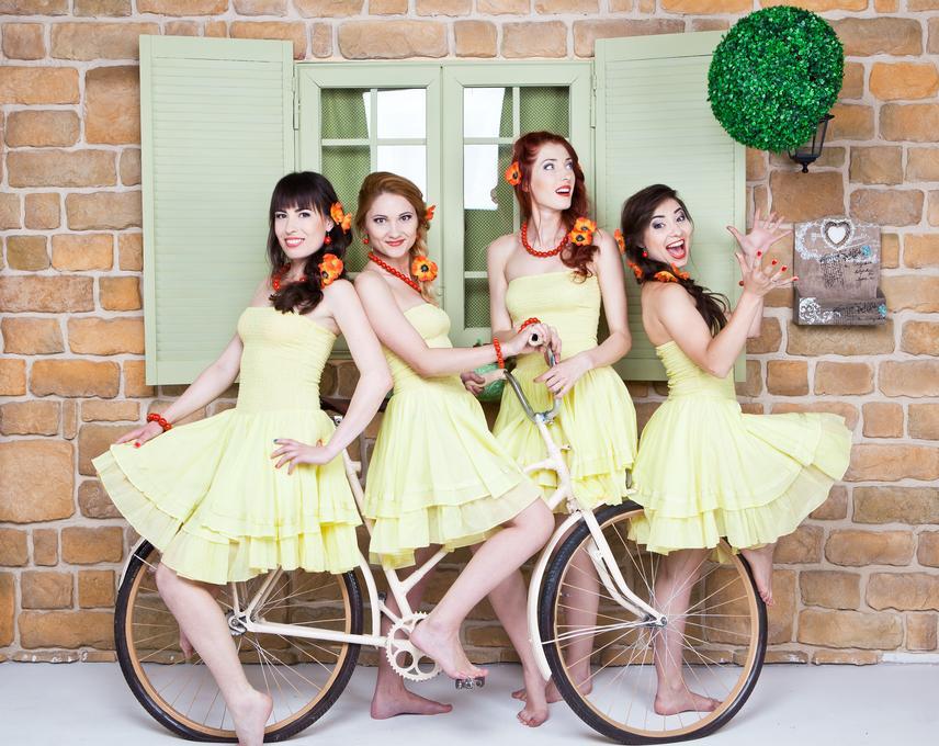 Струнный квартет Orange Blossom - Ансамбль  - Киев - Киевская область photo