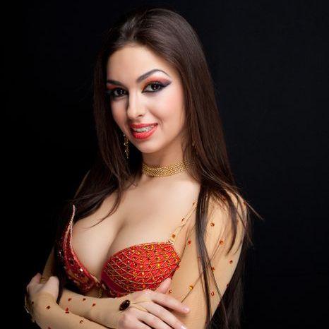 Анна Лонкина - Танцор , Киев,  Восточные танцы, Киев Танец живота, Киев