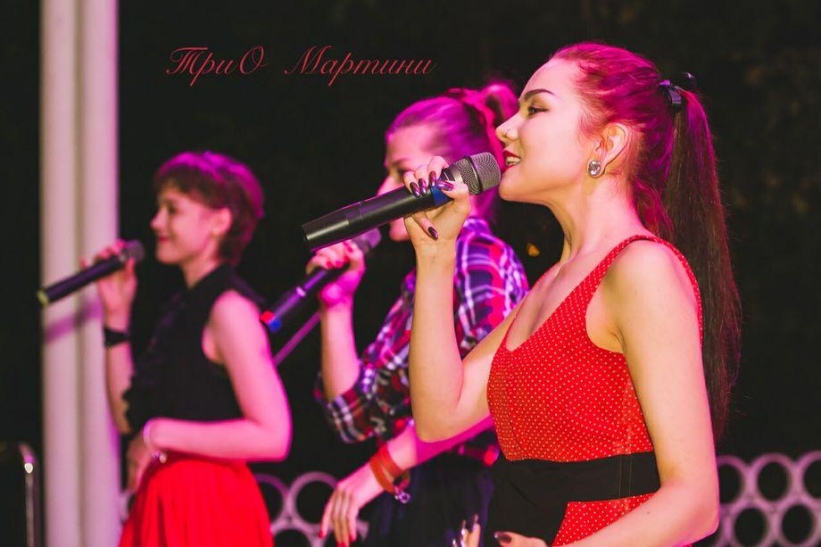 Трио Мартини - Музыкальная группа Организация праздников под ключ  - Москва - Московская область photo