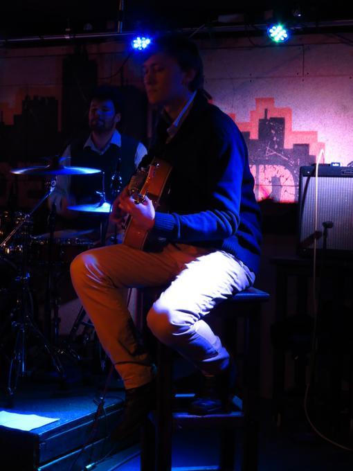 Cuttin' Edge Quartet - Музыкальная группа Ансамбль  - Киев - Киевская область photo
