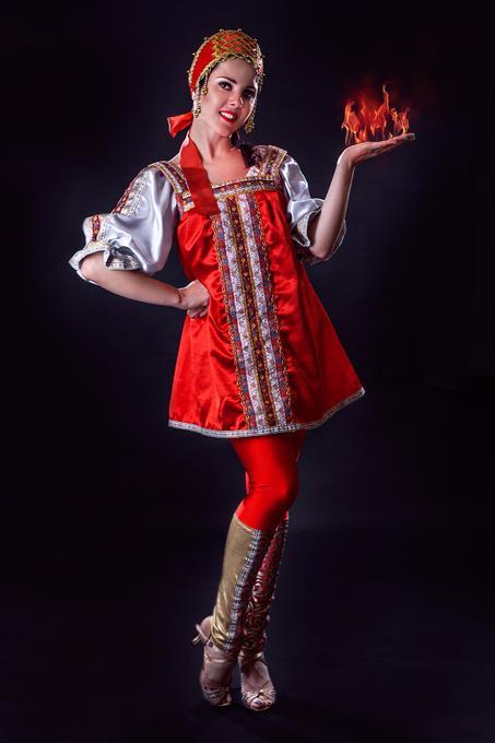 Шоу Анастасии Обертаевой -  - Москва - Московская область photo
