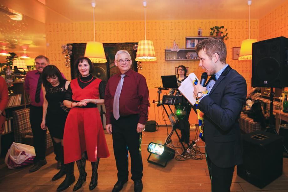 Богдан Олейник - Ведущий или тамада  - Киев - Киевская область photo
