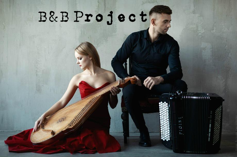 Кавер группа B&B project (квартет) - Музыкальная группа Ансамбль  - Киев - Киевская область photo