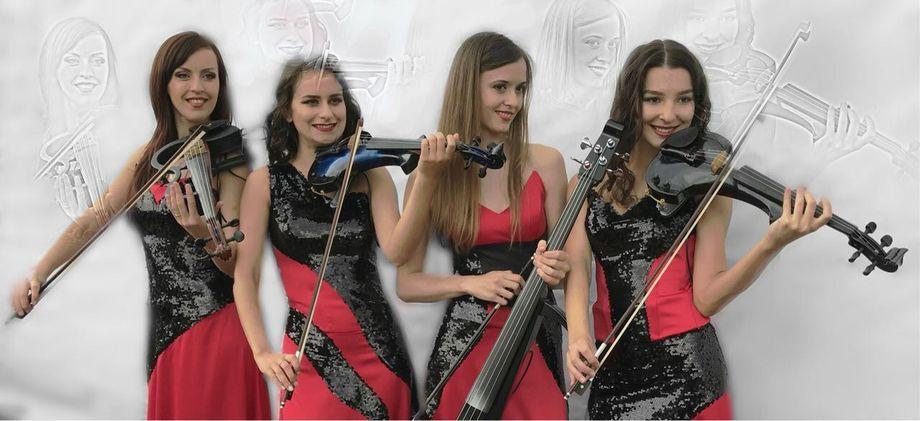 """String quartet """"Gravitation"""" - Ансамбль  - Киев - Киевская область photo"""