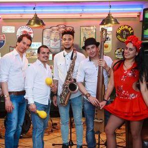 Закажите выступление Frank&Latinos на свое мероприятие в Москва