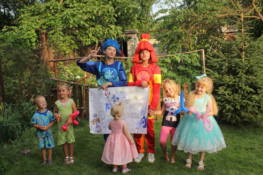 #Ухтышка - Клоун Аниматор Организация праздников под ключ  - Чернигов - Черниговская область photo