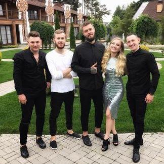 Закажите выступление Kamin band на свое мероприятие в Киев