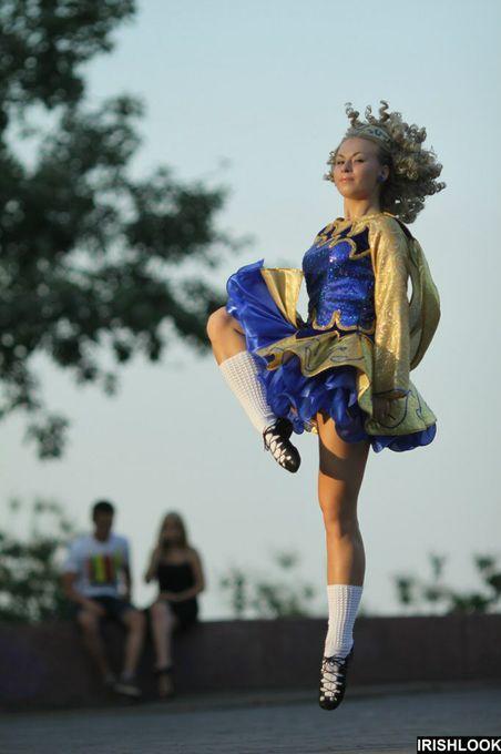 Дуэт ирландского танца - Танцор  - Одесса - Одесская область photo