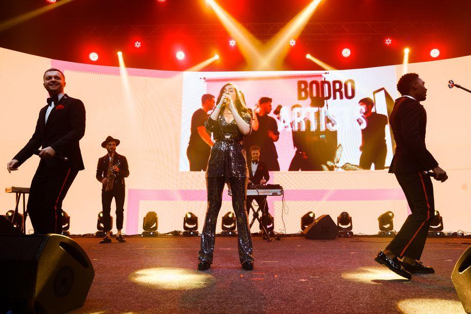 BODRO - Музыкальная группа Ди-джей Оригинальный жанр или шоу  - Днепр - Днепропетровская область photo