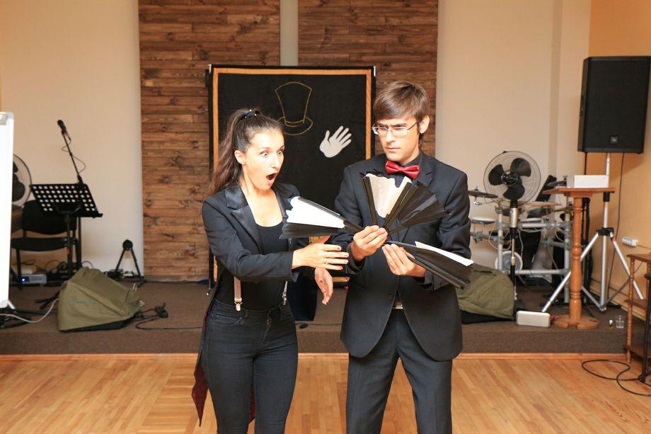 Duo Magic Play - Клоун Фокусник  - Киев - Киевская область photo