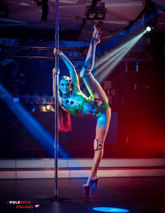 Ангелина Усманова - Танцор  - Киев - Киевская область photo