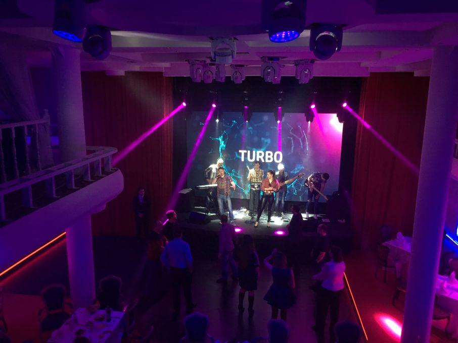 Turbo - Музыкальная группа Ансамбль  - Москва - Московская область photo