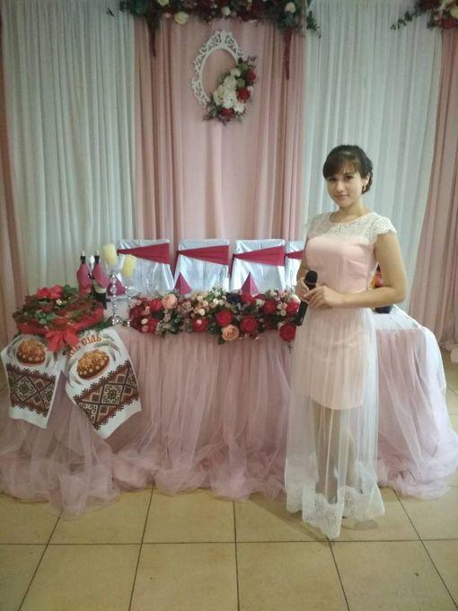 Ведущая Виктория Шмегельская - Ведущий или тамада Певец  - Киев - Киевская область photo