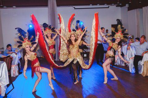 Закажите выступление Шоу-балет Колибрис на свое мероприятие в Харьков