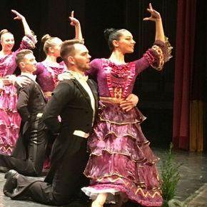 Закажите выступление Palladin Dance Theater на свое мероприятие в Киев