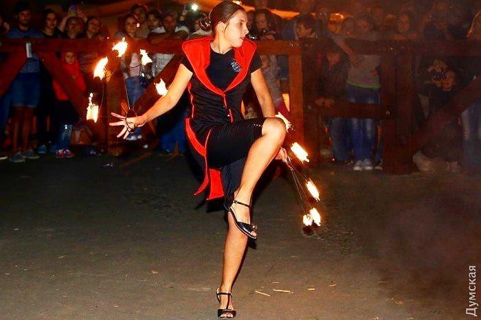 Студия-огня Flammantis - Оригинальный жанр или шоу Аниматор  - Одесса - Одесская область photo