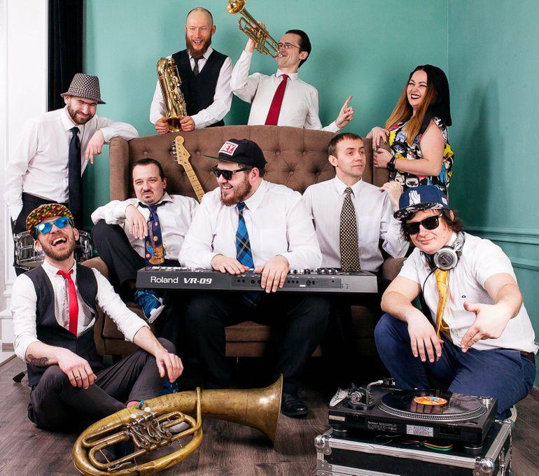 """Cover band """"Bubble Jam"""" - Музыкальная группа Ди-джей  - Чернигов - Черниговская область photo"""