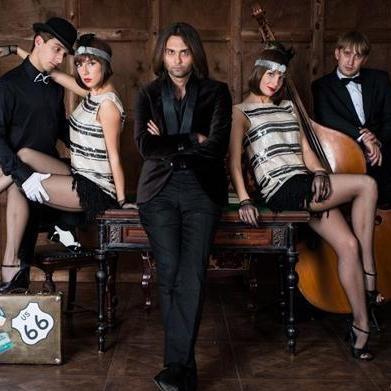 В джазе только девушки - Музыкальная группа , Москва, Оригинальный жанр или шоу , Москва,