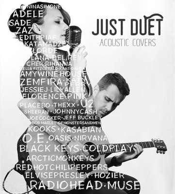 Just Duet - Музыкальная группа , Одесса,  Кавер группа, Одесса Джаз группа, Одесса Блюз группа, Одесса Рок группа, Одесса Поп группа, Одесса Хиты, Одесса