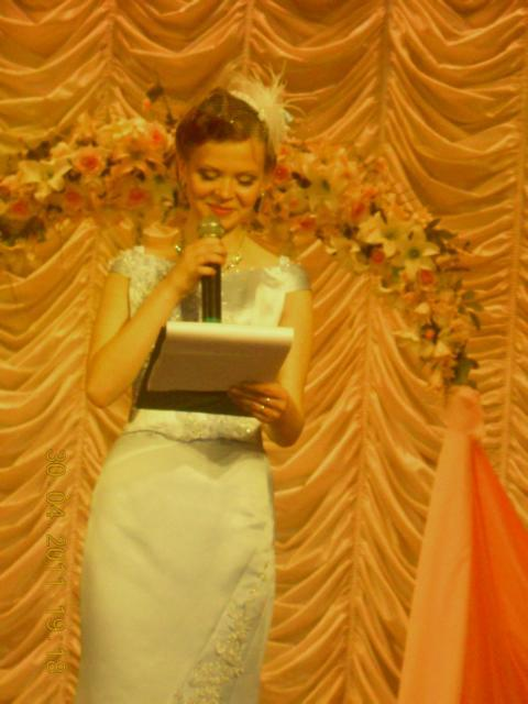 Елена - Ведущий или тамада Певец  - Киев - Киевская область photo