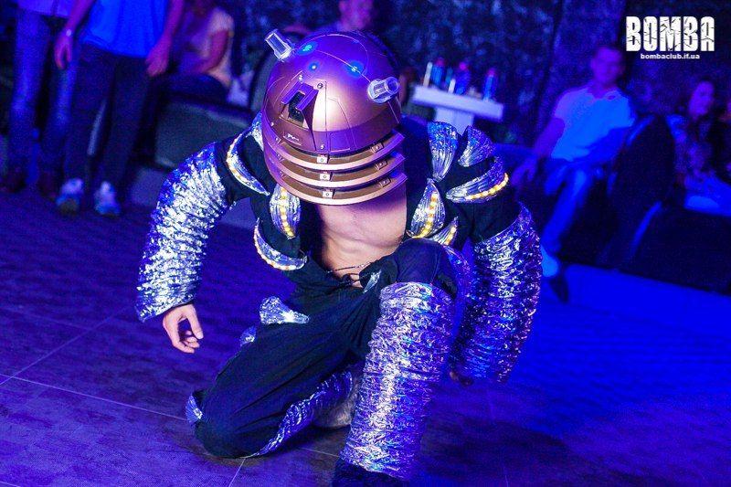 Freak-ballet Static - Танцор  - Переяслав-Хмельницкий - Киевская область photo