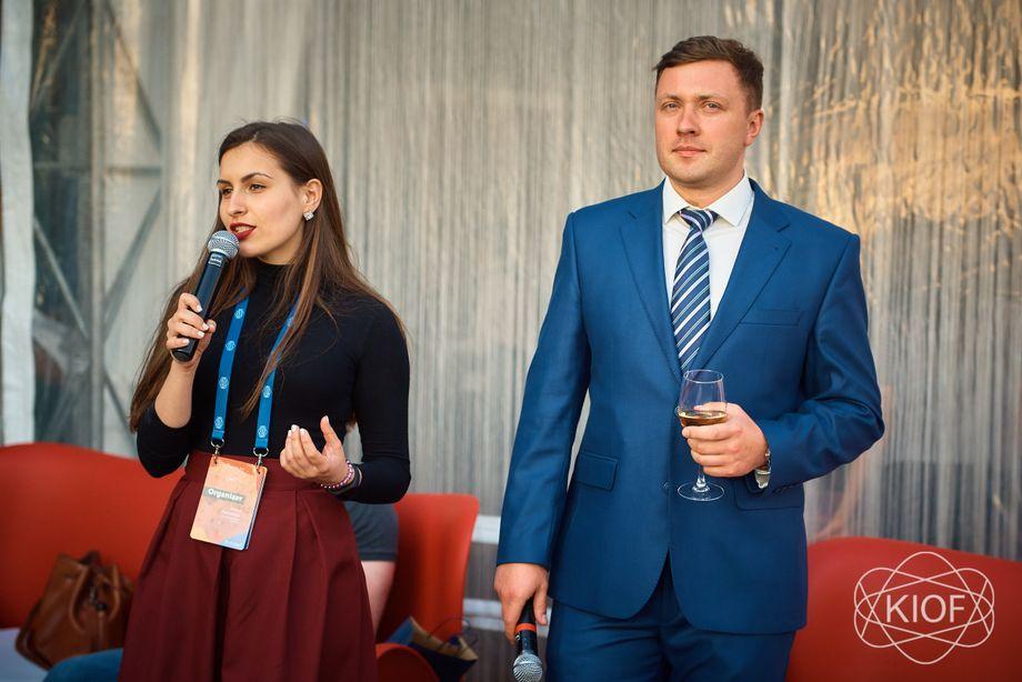 Алена Кацемба #ведущаяповызову - Ведущий или тамада  - Киев - Киевская область photo