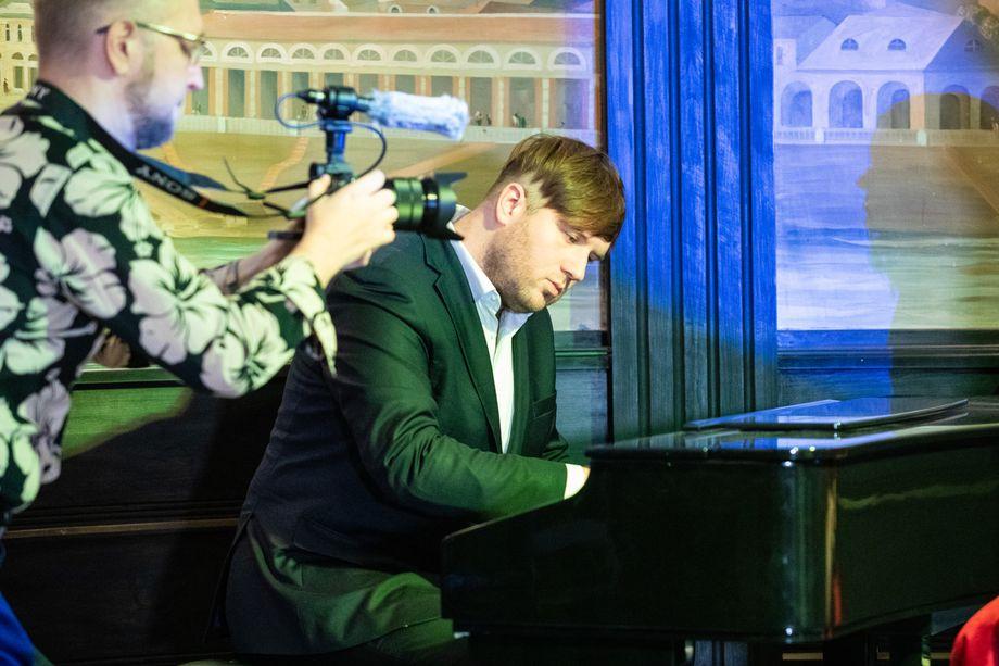 Константин Ширяев - Музыкант-инструменталист  - Москва - Московская область photo