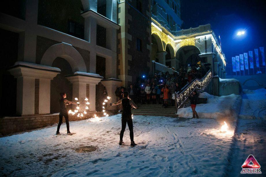 Театр огня и света Alter - Иллюзионист  - Сочи - Краснодарский край photo