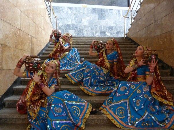 """Коллектив индийского танца """"МИТРА"""" - Танцор  - Одесса - Одесская область photo"""