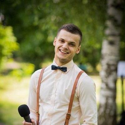 Максим Головань  - Ведущий или тамада , Запорожье,  Свадебный ведуший Тамада, Запорожье Камеди, Запорожье