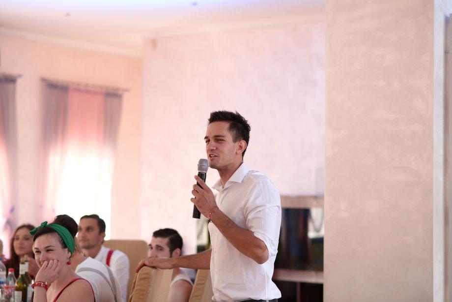 Гостев Никита - Ведущий или тамада  - Киев - Киевская область photo
