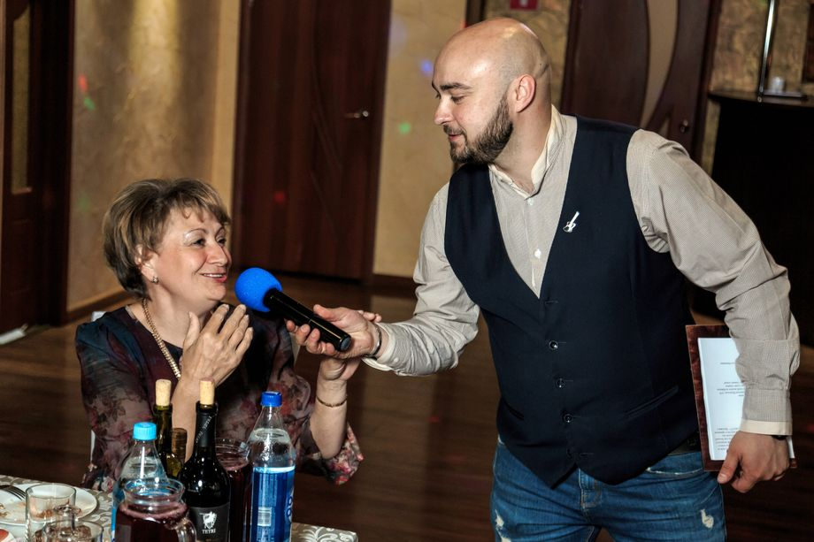"""Дмитрий """"Forum'Sky"""" Кара - Ведущий или тамада  - Москва - Московская область photo"""