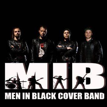 Закажите выступление Men in Black Band на свое мероприятие в Киев