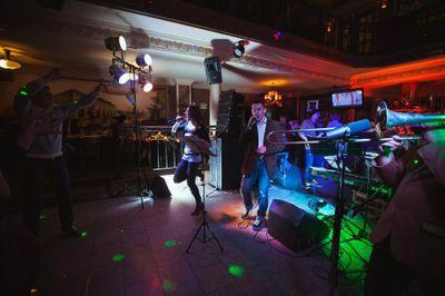 PINKOT, кавер-группа - Музыкальная группа  -  -  photo