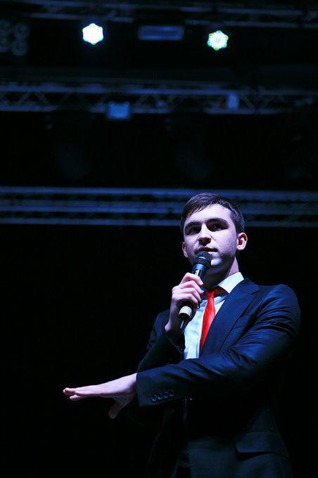 Александр Фефелов - Ведущий или тамада Организация праздников под ключ  - Киев - Киевская область photo