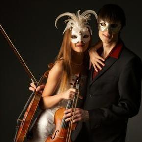 Скрипичный Дуэт NUAGE - Музыкант-инструменталист , Санкт-Петербург,  Скрипач, Санкт-Петербург