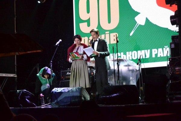 Оля Цибульская - Ведущий или тамада Певец  - Киев - Киевская область photo