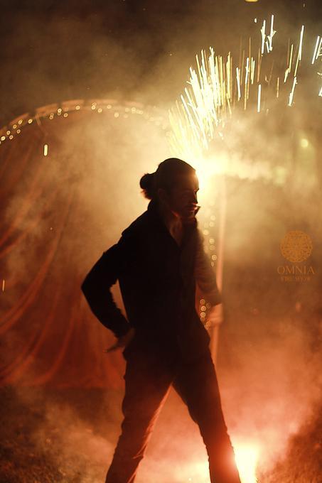 OMNIA fire-show - Оригинальный жанр или шоу  - Львов - Львовская область photo