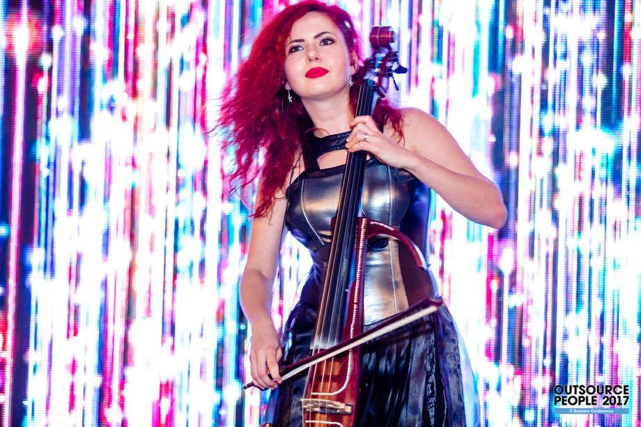 Indigo Electric Strings - Музыкальная группа  - Харьков - Харьковская область photo