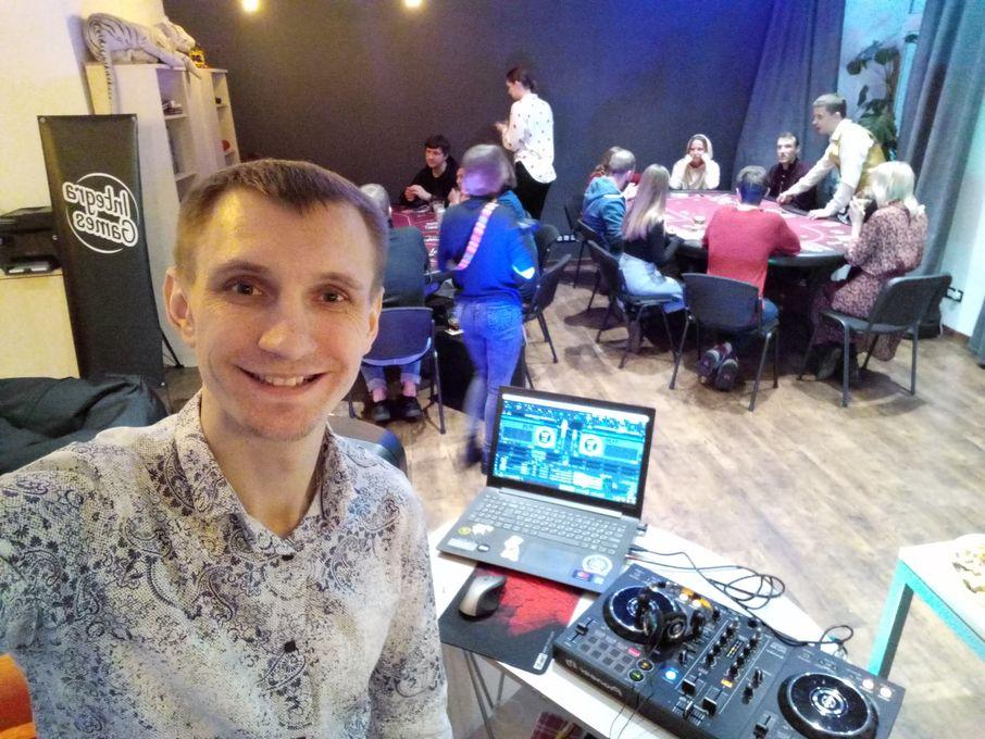 DJ Ilya Vint - Ди-джей  - Киев - Киевская область photo