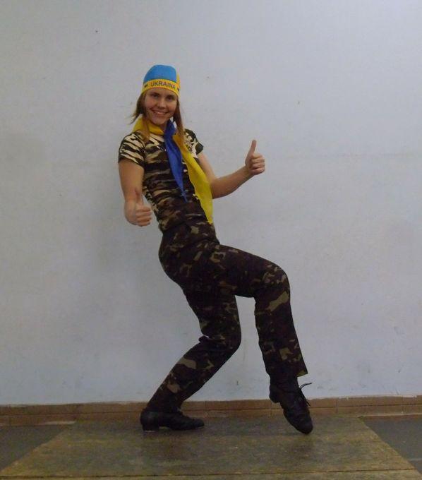 Veronika - степ, чечётка - Танцор  - Киев - Киевская область photo